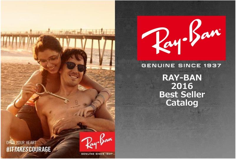 RayBan RX Best Seller 2016