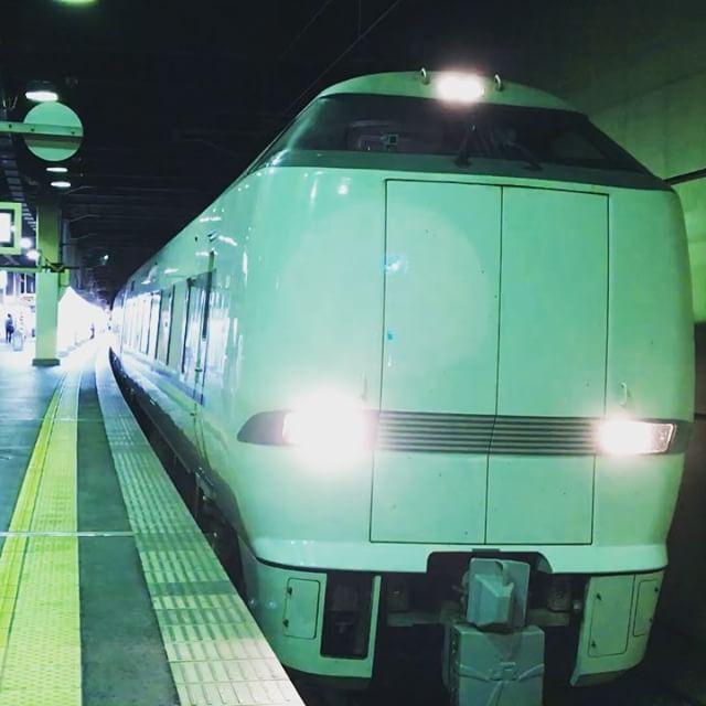 【嫁ver】たまには『子供孝行』しときますw#太陽めがね#子鉄2匹連れて金沢駅徘徊w#サンダーバードがお気に入り